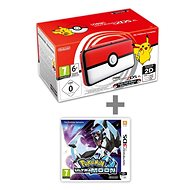 Nintendo NEW 2DS XL Pokéball Edition + Pokémon Ultra Moon - Herní konzole