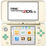 Nintendo NEW 2DS XL Animal Crossing Edition - Herní konzole