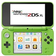 Nintendo NEW 2DS XL Minecraft - Creeper Edition - Herní konzole