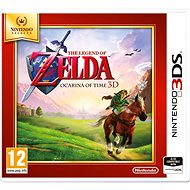The Legend of Zelda: Ocarina of Time 3D - Nintendo 3DS - Hra pro konzoli