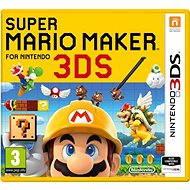 Super Mario Maker - Nintendo 3DS - Hra pro konzoli