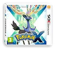 Pokemon X - Nintendo 3DS - Console Game