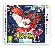 - Nintendo 3DS - Pokemon Y - Console Game