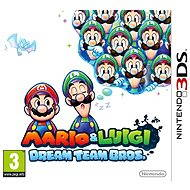 Mario & Luigi: Dream Team Bros. - Nintendo 3DS - Hra na konzoli
