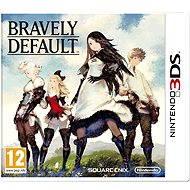 Bravely Default - Nintendo 3DS - Hra pro konzoli