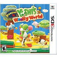 Poochy & Yoshi's Woolly World -  Nintendo 3DS - Hra pro konzoli