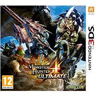 Monster Hunter 4 Ultimate - Nintendo 3DS - Hra pro konzoli