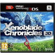New Xenoblade Chronicles 3D - Nintendo 3DS - Hra pro konzoli