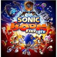 Sonic Boom: Fire & Ice - Nintendo 3DS - Hra pro konzoli