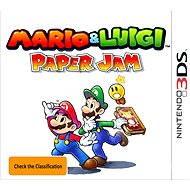 Mario & Luigi: Paper Jam Bros - Nintendo 3DS - Hra pro konzoli