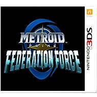 Metroid Prime: Federation Force - Nintendo 3DS - Hra pro konzoli