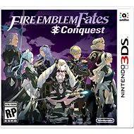 Fire Emblem Fates: Conquest - Nintendo 3DS - Hra pro konzoli