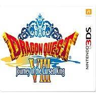 Dragon Quest VIII: Journey of the Cursed King - Nintendo 3DS - Hra pro konzoli