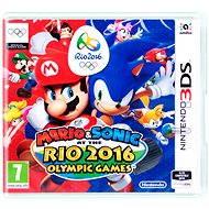 Mario & Sonic in Rio - Nintendo 3DS - Hra pro konzoli