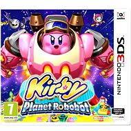 Kirby: Planet Robobot - Nintendo 3DS - Hra pro konzoli