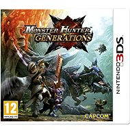 Monster Hunter Generations - Nintendo 3DS - Hra pro konzoli