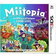 Miitopia - Nintendo 3DS - Hra pro konzoli