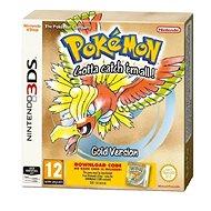Pokémon Gold DCC - Nintendo 3DS - Hra pro konzoli