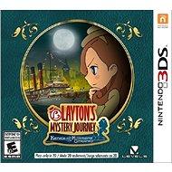 Laytons Mystery Journey - Nintendo 3DS - Hra pro konzoli