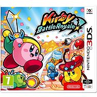 Kirby Battle Royale  - Nintendo 3DS - Hra na konzoli