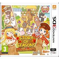 Story of Seasons: Trio of Towns - Nintendo 3DS - Hra pro konzoli