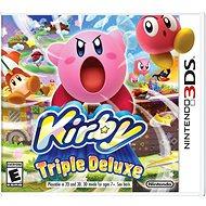 Kirby Triple Deluxe - Nintendo 3DS - Hra pro konzoli