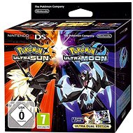 Pokémon Ultra Sun / Ultra Moon Dual Pack - Nintendo 3DS - Hra pro konzoli