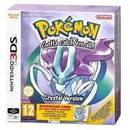 Pokémon Crystal DCC - Nintendo 3DS - Hra pro konzoli