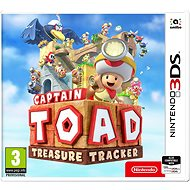 Captain Toad: Treasure Tracker - Nintendo 3DS - Hra pro konzoli
