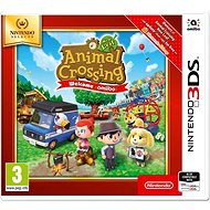 Animal Crossing New Leaf - Welcome amiibo - Nintendo 3DS - Hra pro konzoli
