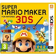 Super Mario Maker Select - Nintendo 3DS - Console Game