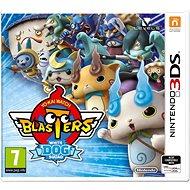 YO-KAI WATCH Blasters White Dog - Nintendo 3DS - Hra pro konzoli