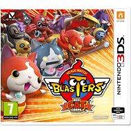YO-KAI WATCH Blasters Red Cat - Nintendo 3DS - Hra pro konzoli
