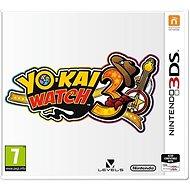 YO-KAI WATCH 3 - Nintendo 3DS - Hra pro konzoli