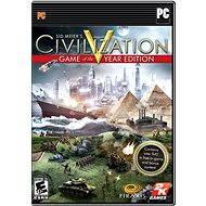 Sid Meier's Civilization V - Hra pro PC