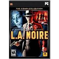 L.A. Noire: The Complete Edition - Hra pro PC