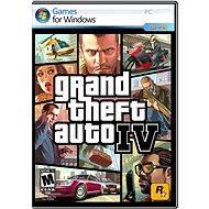 Grand Theft Auto IV - Hra pro PC