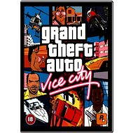 Grand Theft Auto: Vice City - Hra pro PC