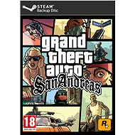 Hra na PC Grand Theft Auto: San Andreas