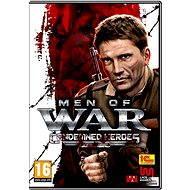Men of War: Condemned Heroes - Herní doplněk