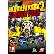 Borderlands 2 Season Pass - Herní doplněk