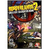 Borderlands 2 Creature Slaughterdome - Herní doplněk