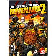 Borderlands 2 Collector's Edition Pack - Herní doplněk