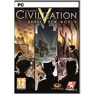 Sid Meier's Civilization V: Brave New World - Herní doplněk