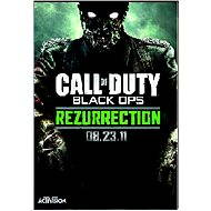 Call of Duty: Black Ops: Rezurrection DLC (MAC) - Hra pro PC