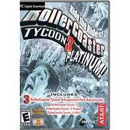 RollerCoaster Tycoon 3 Platinum (MAC) - Hra pro PC