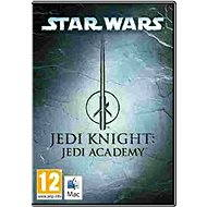 Star Wars: Jedi Knight: Jedi Academy (MAC) - Hra pro PC