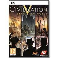 Sid Meier's Civilization V: Brave New World (MAC) - Herní doplněk