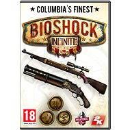BioShock Infinite Columbia's Finest (MAC) - Herní doplněk