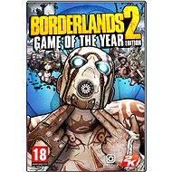 Borderlands 2 GOTY (MAC) - Herní doplněk